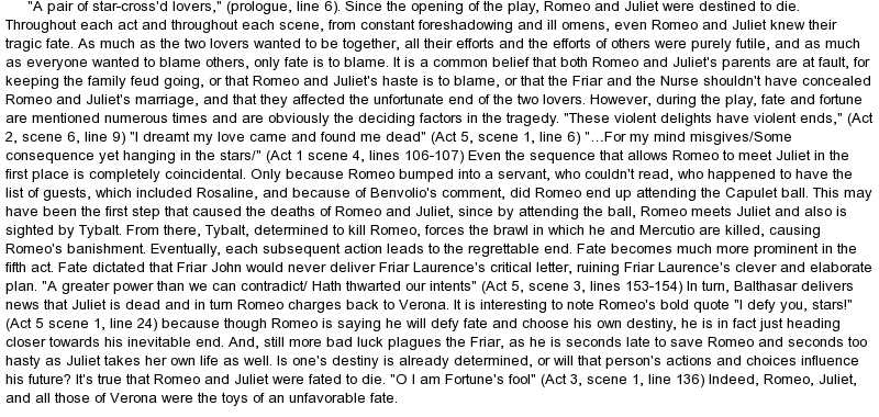 Romeo and juliet essay help. Top Quality Homework and Assignment Help.